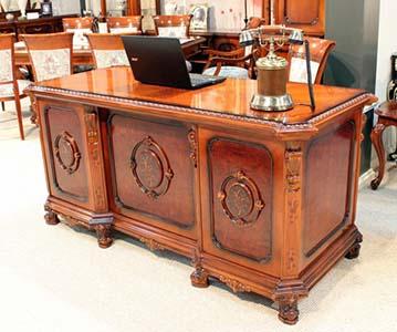 Письменный стол Sophia Gold