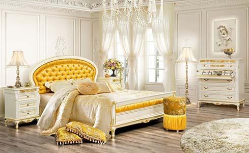 Dormitor  Verona-Gold