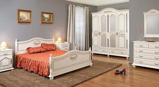 Dormitor Venetia Lux Crem