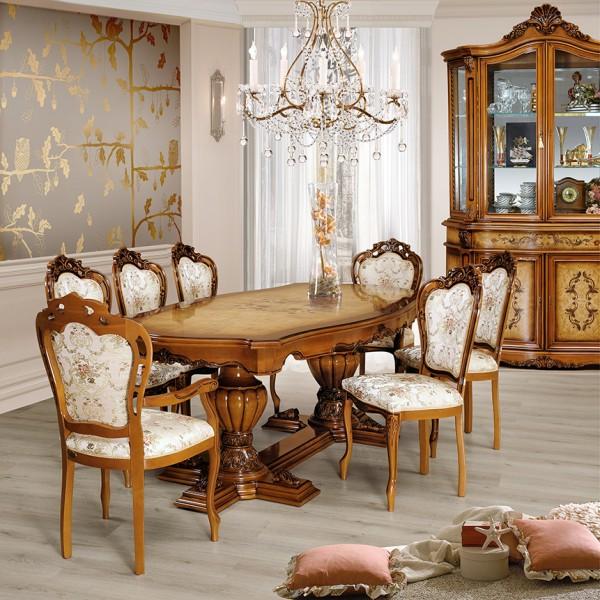 Masa cu scaune Monalisa