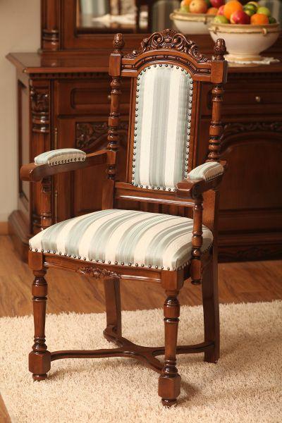 стул с подлокотниками Cristina