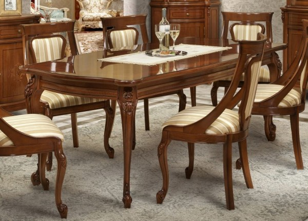 стол со стульями Firenze