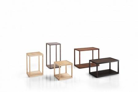 Dany - piano legno/base legno