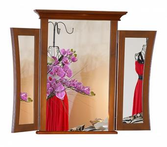 Rama oglinda triptica kp221 capri ciliegio