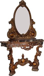Consola cu rama oglinda florenta