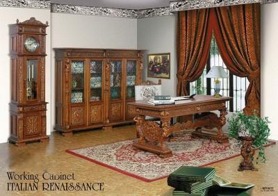 Cabinet de lucru Renastere Italiana