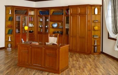 Cabinet de lucru Romantique Lux