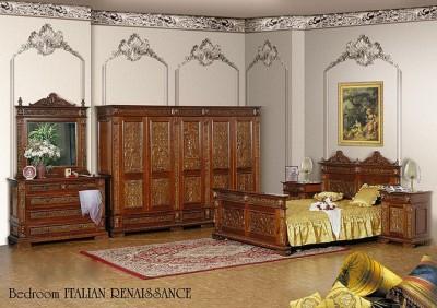 Dormitor Renastere Italiana